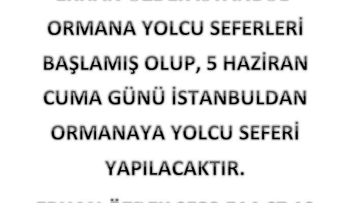 YOLCU SEFERİ